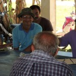 Net-Works meeting with local villagers in Thailand