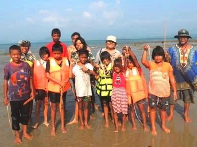 Moken people - cultural preservation day, a North Andaman Network project