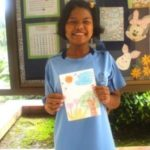 A young scholarship recipient, North Andaman Network Foundation, Thailand